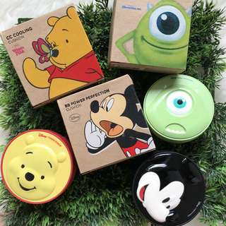 The face shop disney cushion