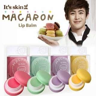 [ORI] It's Skin Macaron Lip Balm