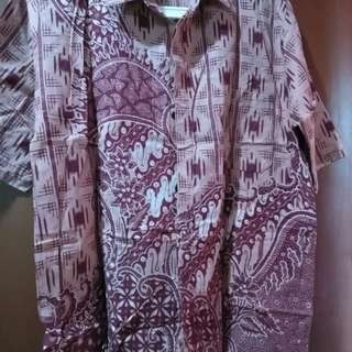 SALE ON APRIL!!! Preloved Batik Size L