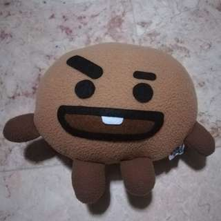 BT21 Shooky Plushy (Handmade)