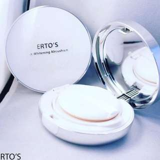 Erto's EE Whitening Aircushion