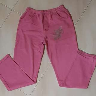 Pink Long Pants