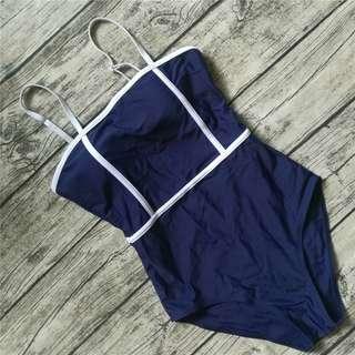 Cage-style Monokini Swimwear