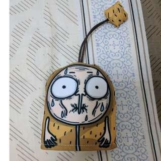 LINE 貼圖 可愛 鑰匙套 Key Cover Case