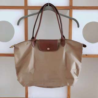 Authentic Long Champ Foldable Bag