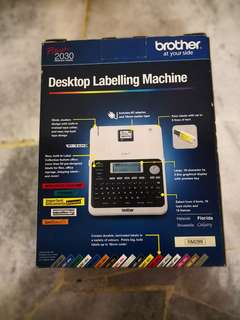 Brother P-touch P-2030