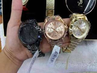 Selling Pawnable aunthentic MK WATCHES FOR WOMAN