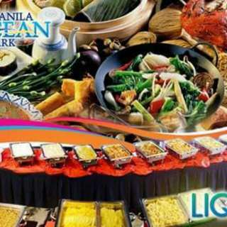 OCEAN PARK TICKET + SWIMMING & LUNCH BUFFET