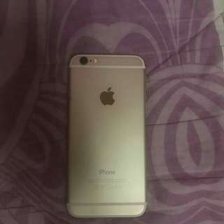 Iphone 6 16gb 4months old pa