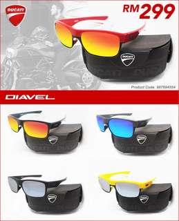 Ducati polarized sunglasses
