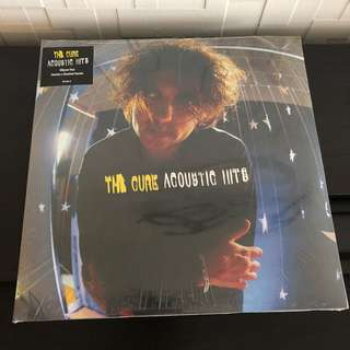 Cure - Acoustic Hits . Vinyl Lp. New