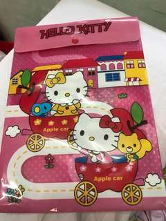 ORIGINAL SANRIO HELLO KITTY ENVELOPE