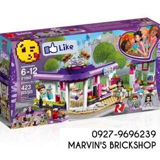FRIENDS Emma's Art Cafe Building Blocks Toy