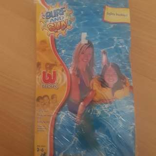 Swim Vest/ Rompi Pelampung Anak