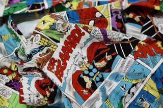 Marvel Comics Leggings