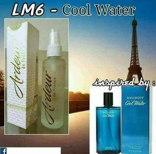 Arduer perfume 20% oil based