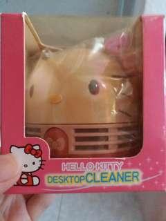 Hello Kitty 書桌 自動 吸塵器 全新