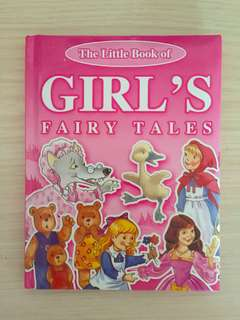 Alligator-Girl's Fairy Tales