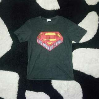 SUPERMAN TSHIRT ORIGINAL 100%