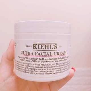 Kiehl's Ultra Facial Cream 125 ml全新 包郵搬屋清屋