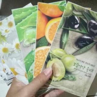 NATURE REPUBLIC MASK SHEET