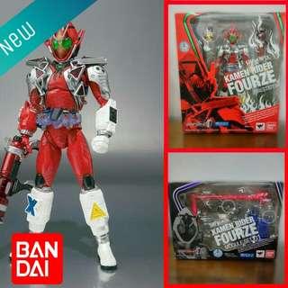 [ COMBO SET ] Kamen Rider Fourze Fire States + Module Set 1