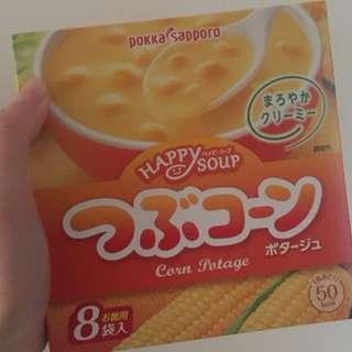 日本黃金玉米濃湯