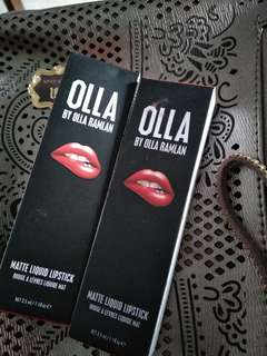 OLLA Liquid lipstick