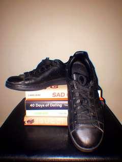 Adidas Stan Smiths Black