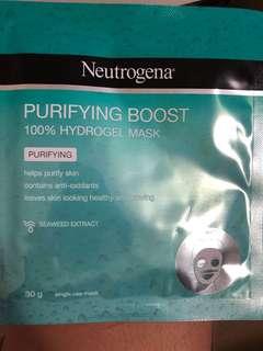 Neutrogena mask