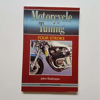 MOTORCYCLE TUNING FOUR-STROKE