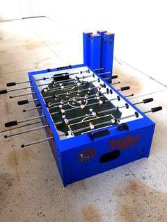 Soccer table.