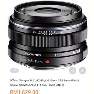 Olympus OMD lenses for sales