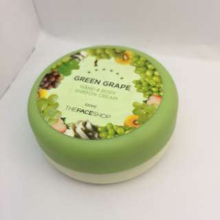 Green Grape Hand & Body Shiffon Cream
