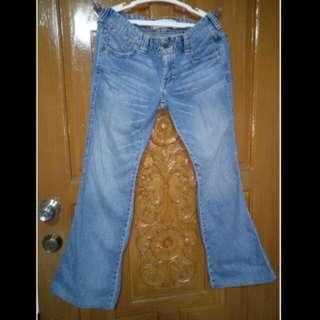 Auth Levi's Bootcut Jeans