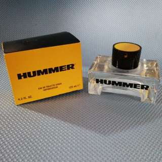 Hummer Eau De Toilette Spray 125ml