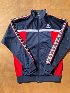 Kappa Tracksuit Top Jacket Vintage