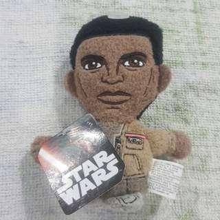 Legit Brand New With Tags Star Wars Finn Plush Toy