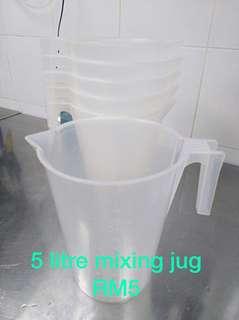 5 litre jug