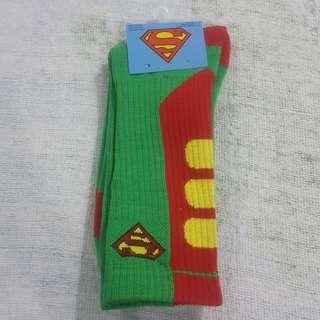 Legit Brand New With Tags DC Comics Superman Socks