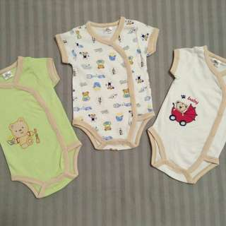 New Baby Rompers 3 in 1 set
