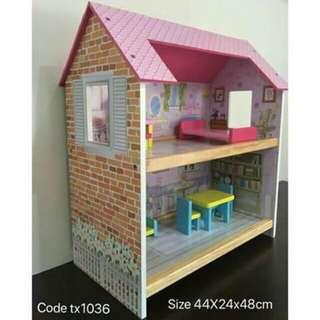 Fantasia Wooden Doll House