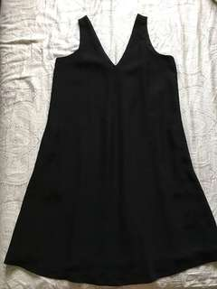 RL Black Shift dress