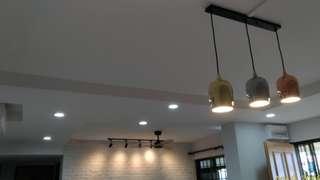 Full house rewiring by Lito electrical ( bukit batok area)