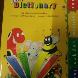 JOLLY PHONICS DICTIONARY