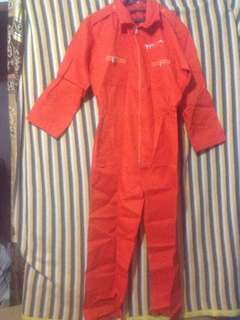 Firefighters clothing