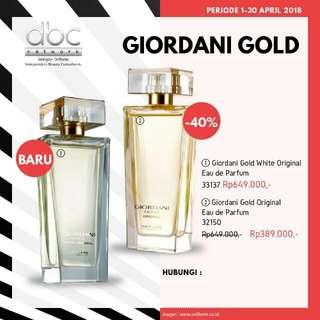Parfum Giordani Gold