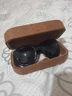 Sass & Bide Black Sunglasses