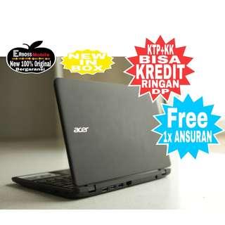 Kredit Low Dp Acer Aspire ES1-132-N3350-Promo ditoko Ktp+kk bisa wa;081905288895