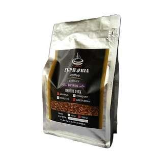 Euphoria Coffee : Green Bean Arabica Sipirok (1kg)